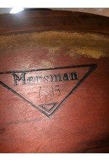 Mahogany Drum Table by Merseman