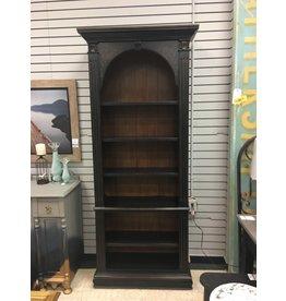 Hooker Furniture Hooker Furniture Seven Seas 6 Shelf Black Bookcase