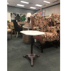 Reproduction Victorian Cast Iron Parlor Table