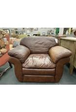 La-Z-Boy Leather Oversized Armchair