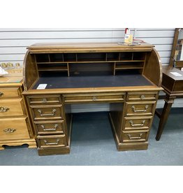 Sligh Furniture Contemporary Roll Top Desk by Sligh Furniture