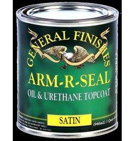 General Finishes QT Arm-R-Seal Satin