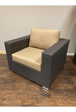 Sol 72 Outdoor Brentwood Patio Chair w Cushions