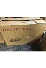 "36"" 500 CFM Ducted Range Hood"
