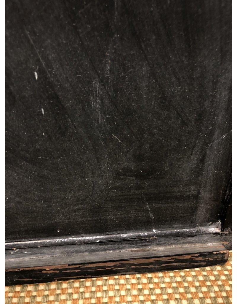 Rustic Black Chalkboard