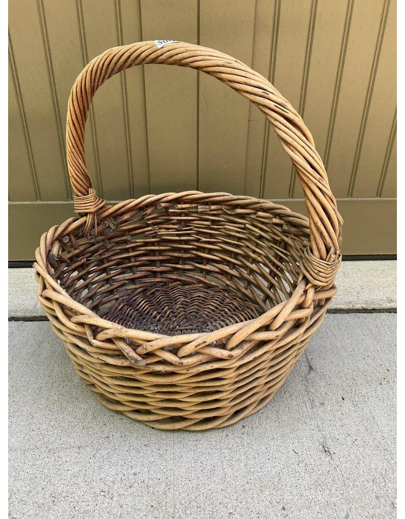 Large Woven Basket