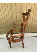 Solid Wood Victorian Chair Frame