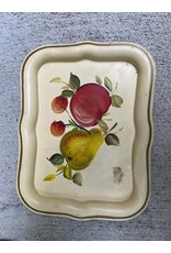 Lot of Various Tole Painted Trays