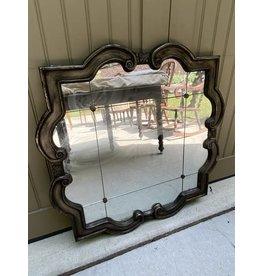 Decorative Gray Mirror