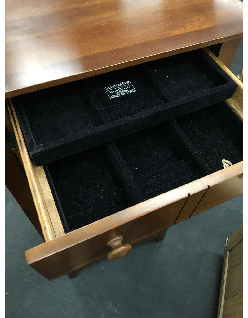 Kincaid Solid Cherry 7 Drawer Lingerie Chest