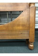 Pine Solid Wood Headboard and Footboard