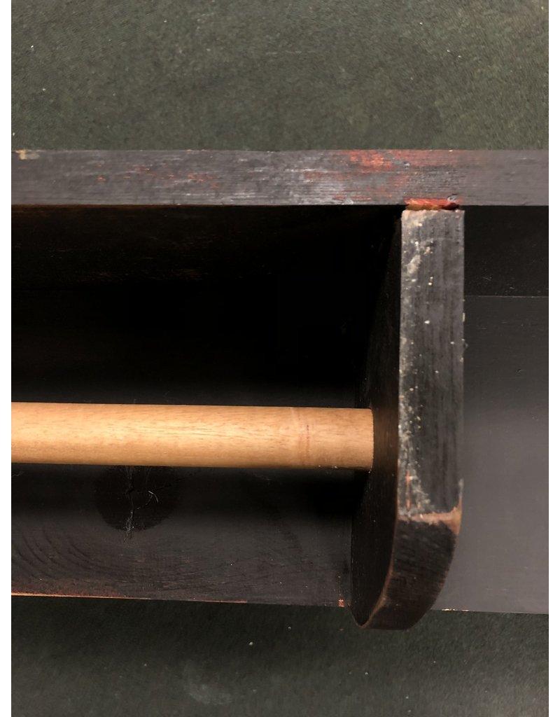 Rustic Hanging Shelf/Organizer