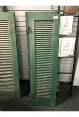 Green Chippy Shutter