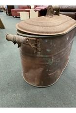 Metal Galvanized Canning Pot
