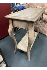 Queen Anne Style Rystic Gray Hall Stand