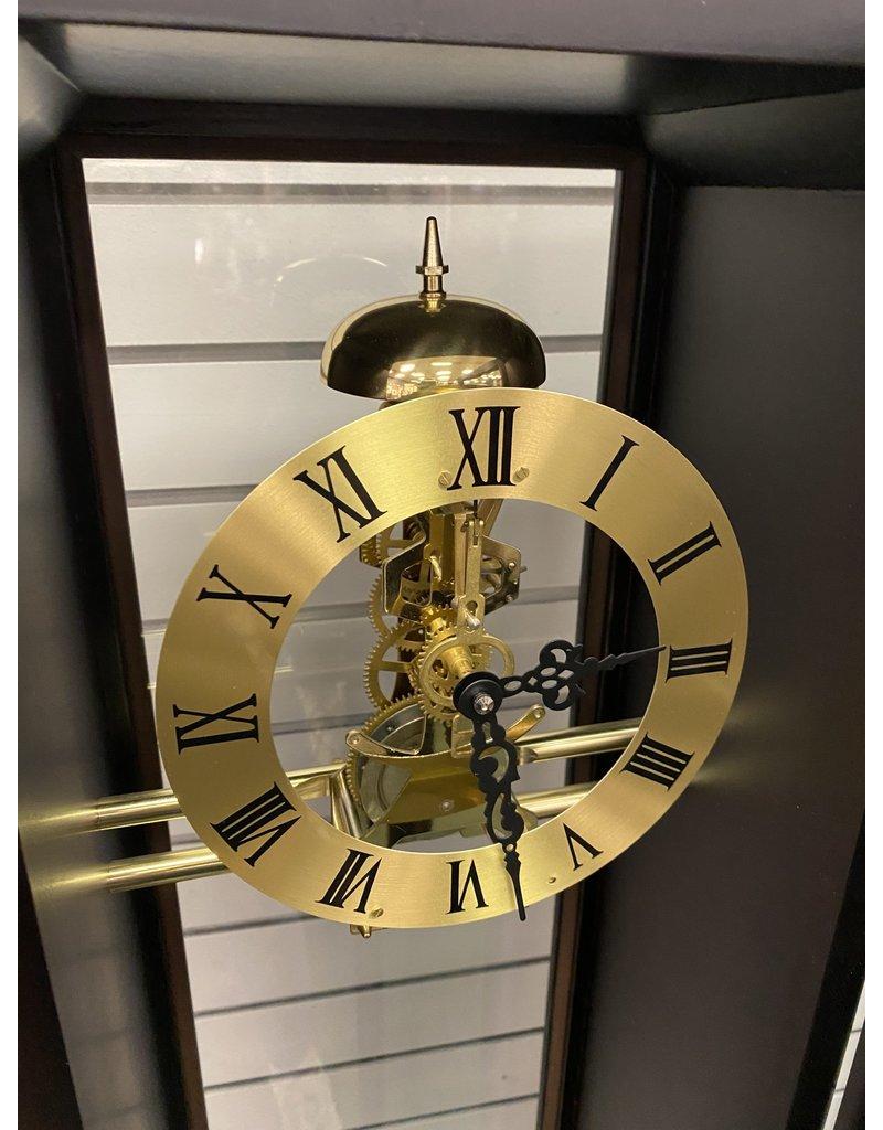 Black Modern Floor Clock