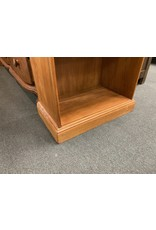 Mahogany Tier Latice Shelf