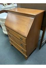 Maple Drop Front Secretary Desk