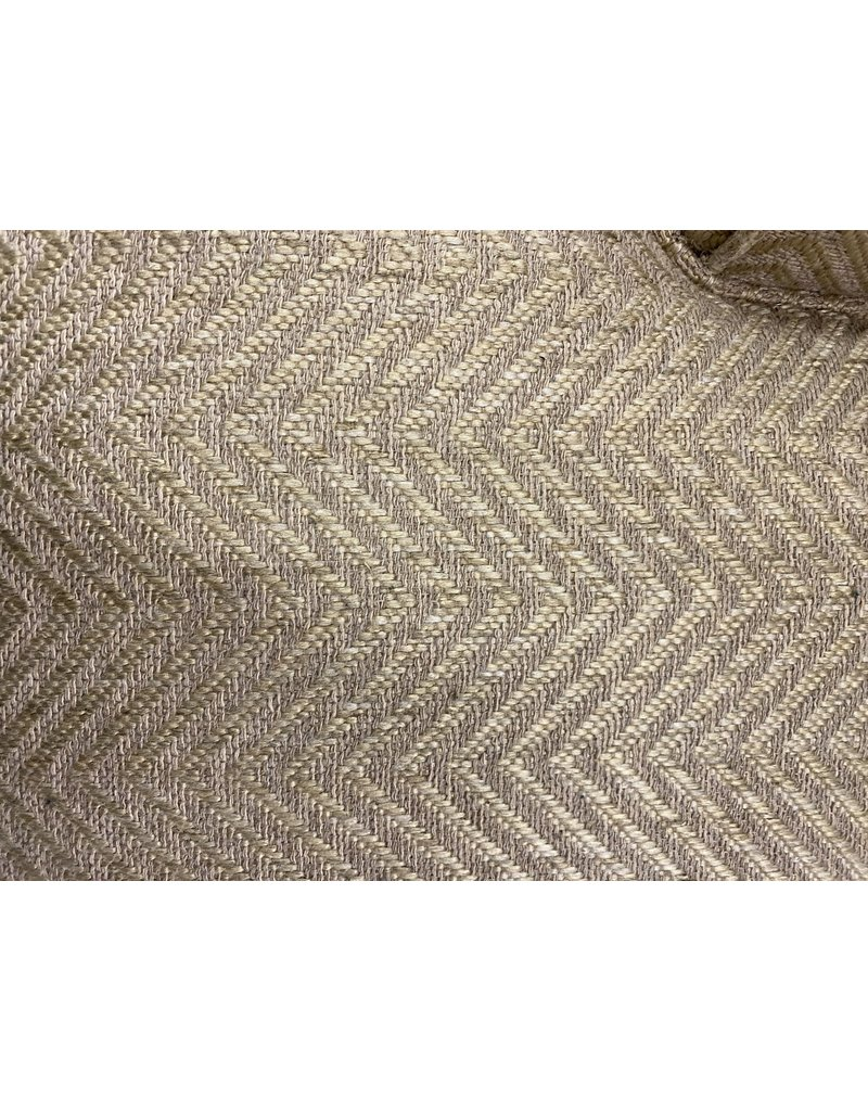 Farmstyle Woven Burlap Couch