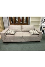 Modern Tan Sofa