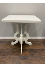 White Painted Victorian Stand