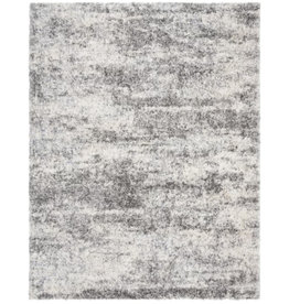 Rabia Gray/Cream Area Rug