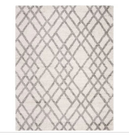 Novotny Cream/Gray Area Rug
