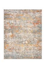 Neasa Gray/Blue/Orange Rug