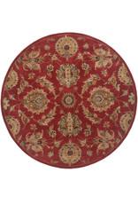 Hamill Handmade Red Area Rug