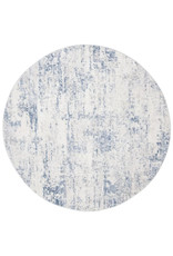 Grandview Abstract Blue Area Rug