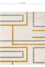 Fiona Gold/Ivory/Gray Rug