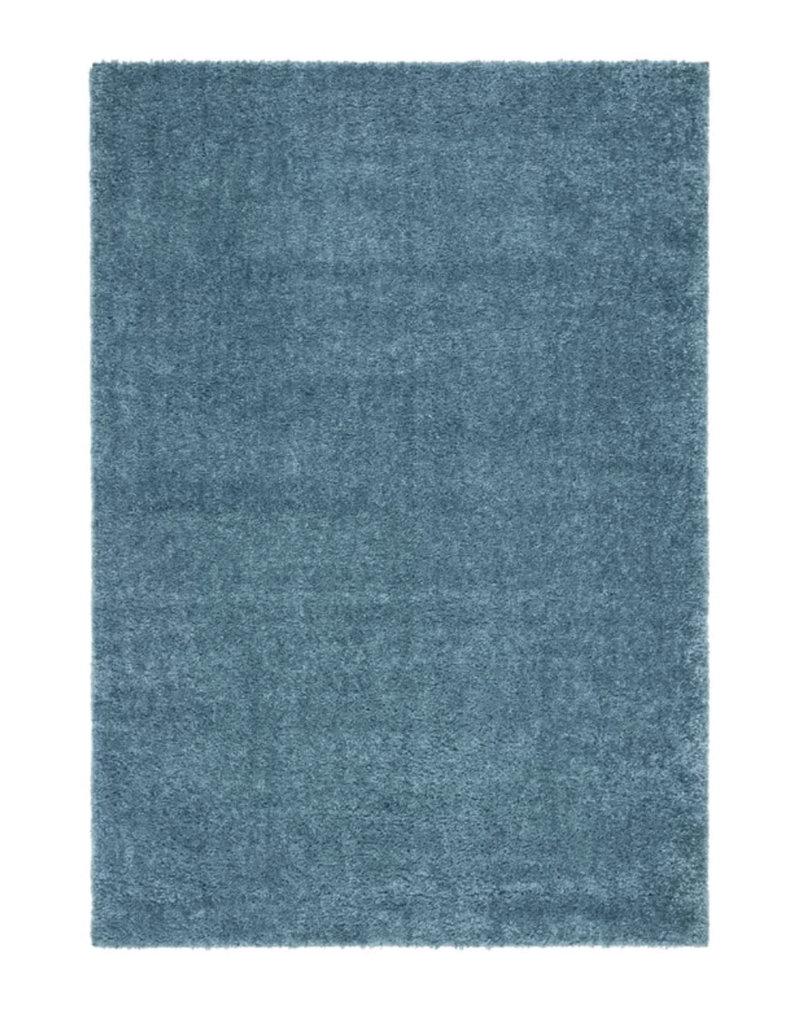 Bartz Shag Turquoise Area Rug