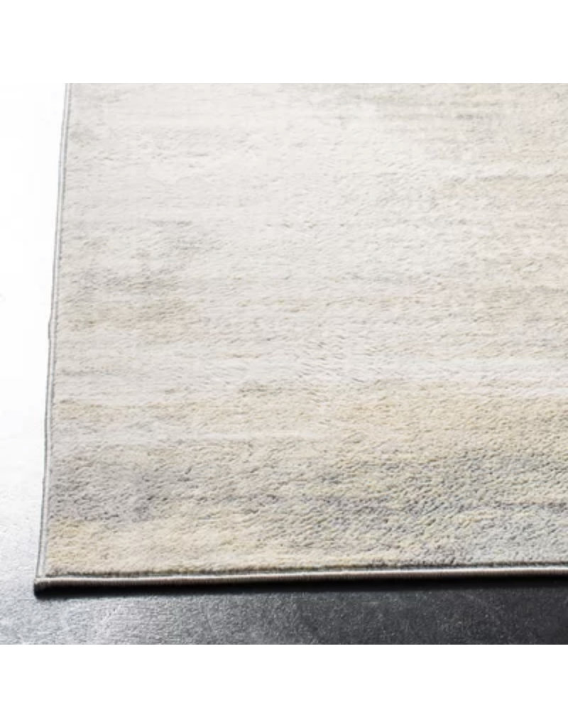 Muro Abstract Gray/Gold Area Rug