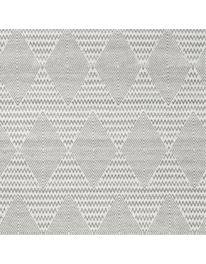 Zaragoza Handwoven Silver/Ivory Area Rug