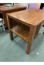 Mission Style Oak Desk