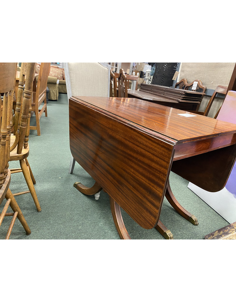 Mahogany Drop Leaf Duncan Phye Table