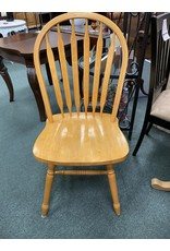 Blonde Dining Chair