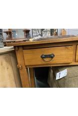Arhaus Rustic Sofa Table