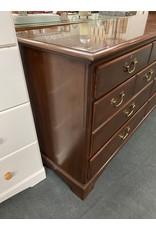 Dark Magohany 9 Drawer Dresser