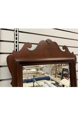 Traditional Mahogany Hall Table and Mirror