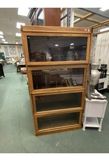 Barrister Book Case with 4 Shelves
