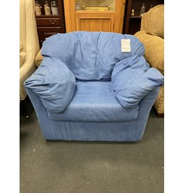 Youth Size Demin Arm Chair