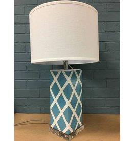 "Safavieh Benton 27"" Table Lamp - Teal"