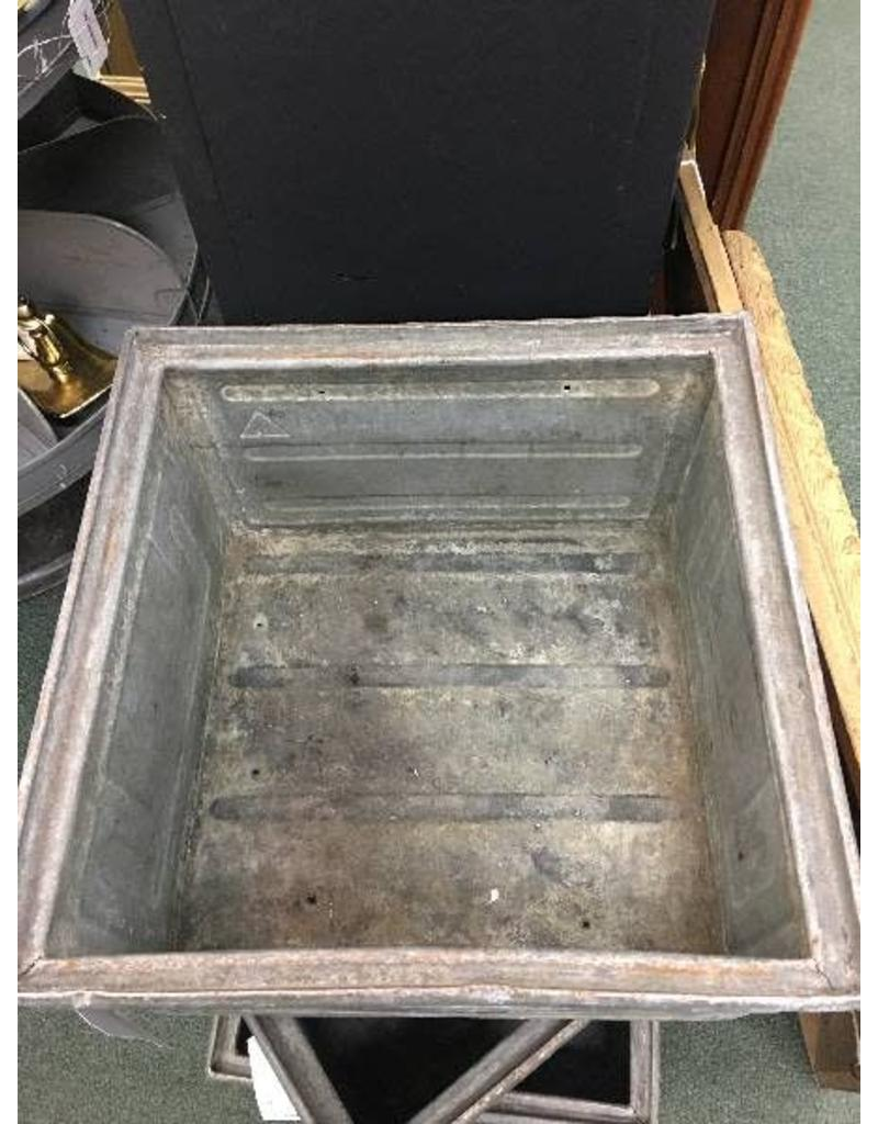 Metal Shipping Crate