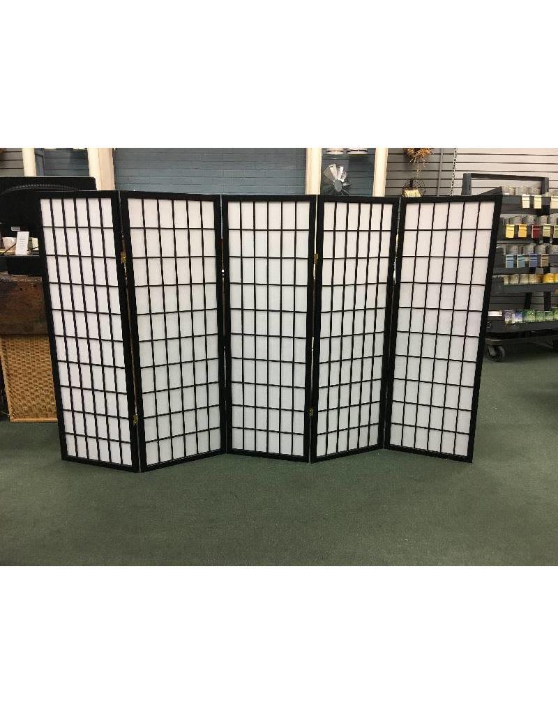 "Oriental Furniture 48"" Noan Window Panel Room Divider"