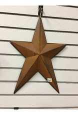 CWI Gifts Rusty Whimsical Star 18""