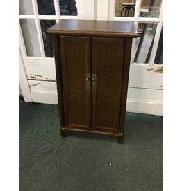 Three Posts Heritage 2 Door Storage Accent Cabinet