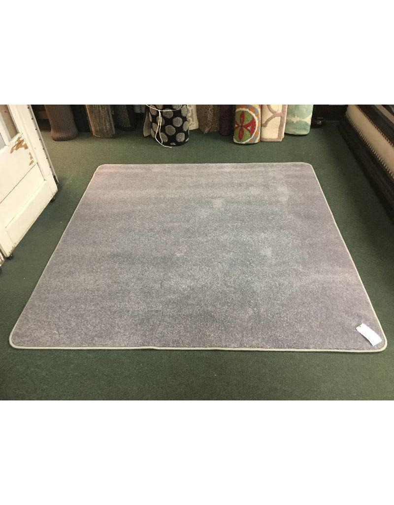 Joy Carpets Endurance Silver Gray Area Rug 6x6 Heirloom Home