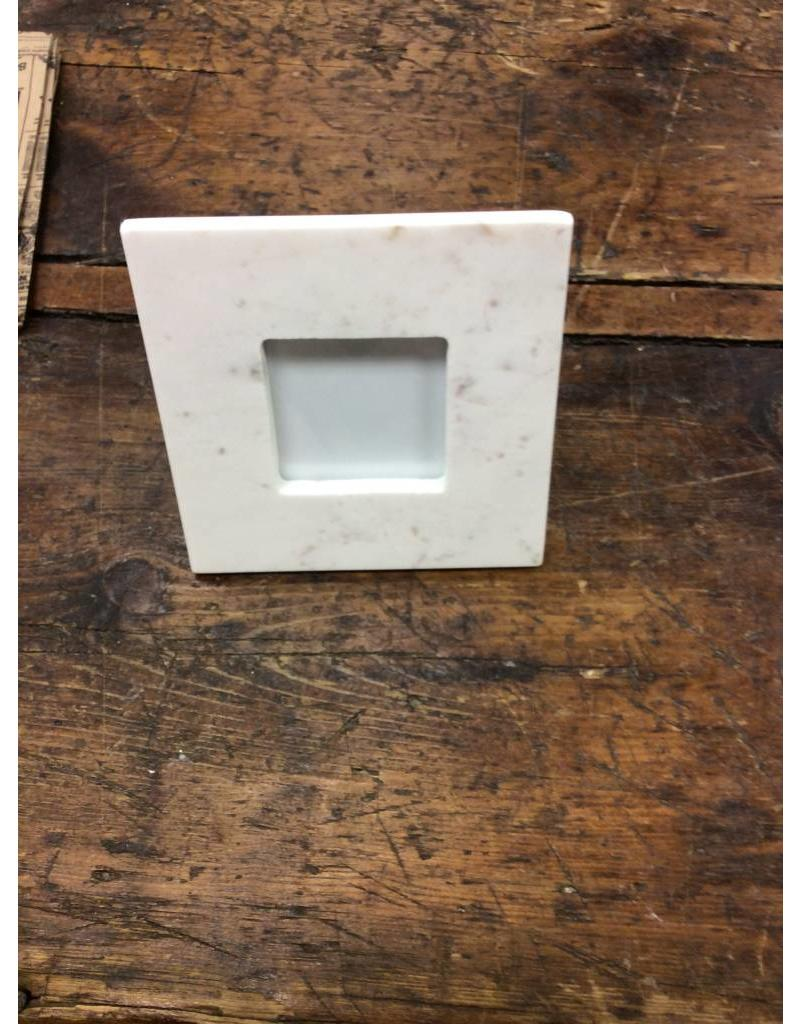 White Marble Picture Frame