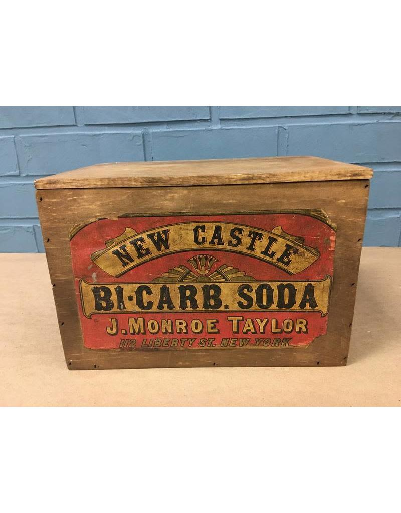 Bi-Carb Soda Box